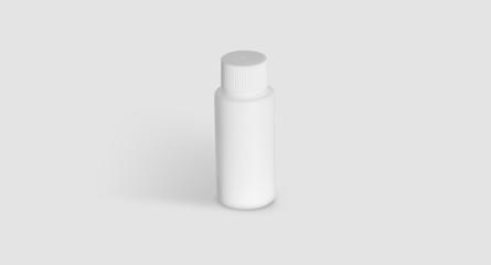 Confezione per liquido neutra con tappo