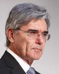 Siemens CEO Kaeser attends the Munich Security Conference in Munich