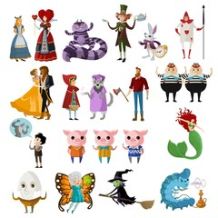 classic fairy tales characters