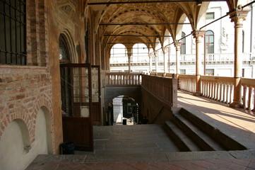 Padova, Palazzo della Ragione.