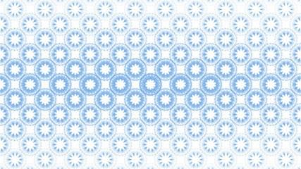 Hintergrundgrafik - regelmäßiges Muster - blau weiß