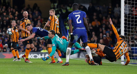 FA Cup Fifth Round - Chelsea vs Hull City