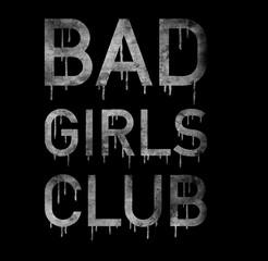 grunge slogan graphic