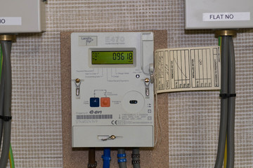 A Smart Electricity Meter