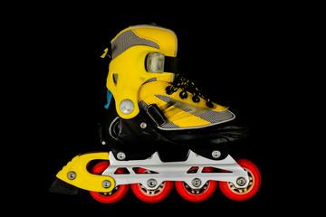 Inline skating skate boot