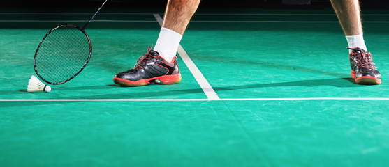 badminton sport