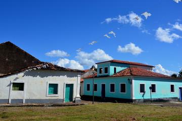 casas antigas no Maranhão
