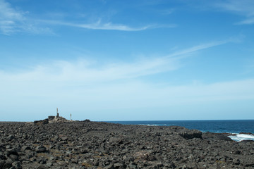 Küstenlandschaft Kap Verde, Insel Sal