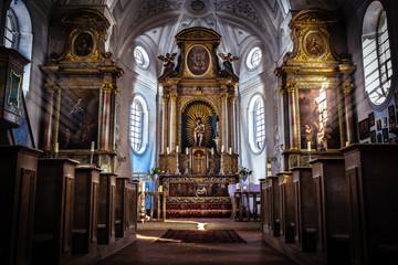 Kirche um 1600 in Bayern