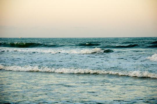 Cocoa Beach at Sunrise