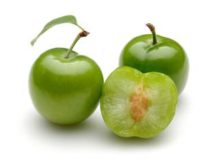 Green plum