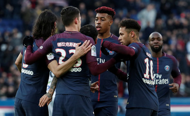 Ligue 1 - Paris St Germain vs RC Strasbourg