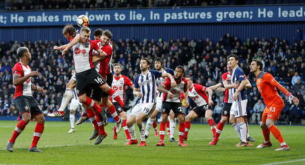 FA Cup Fifth Round - West Bromwich Albion vs Southampton