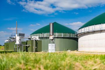 Biogasanlage - 2943