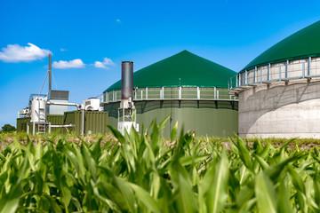 Biogasanlage - 3136