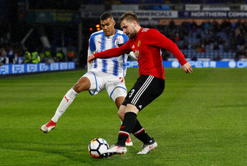 FA Cup Fifth Round - Huddersfield Town vs Manchester United
