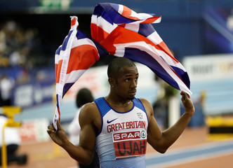 Athletics - British Indoor Championships