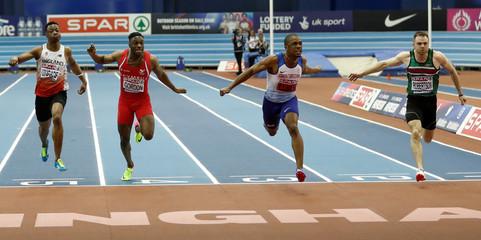Athletics - British Indoor Championships