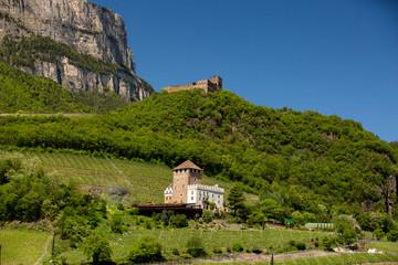 Schloss Korb und Burg Boymont