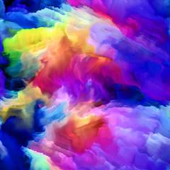 Metaphorical Digital Paint