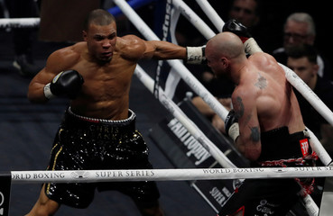 World Boxing Super Series Semi Final - George Groves vs Chris Eubank Jr - WBA & IBO World Super-Middleweight Titles