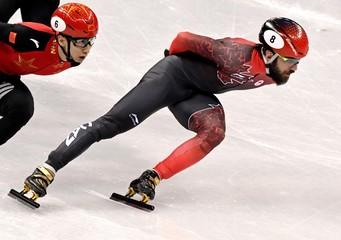 Olympics: Short Track