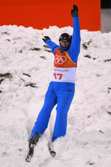 Olympics: Freestyle Skiing-Mens Aerials Qualification