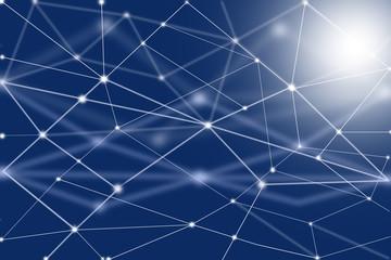 ブロックチェーンテクノロジーイメージ