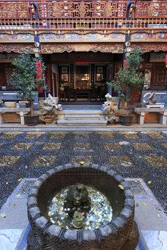 Zhang  garden in Dali China