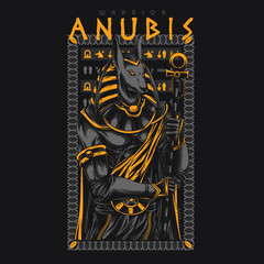 Anubis Warrior
