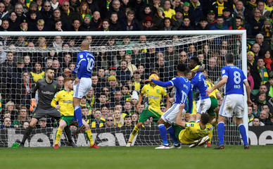 Championship - Norwich City vs Ipswich Town