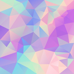 vector abstract irregular polygonal background triangle low poly