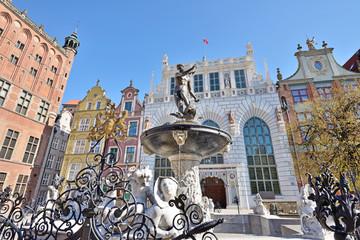Dwór Artusa, Gdańsk, Polska