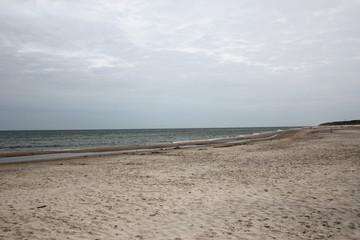 Dänische Ostseeküste
