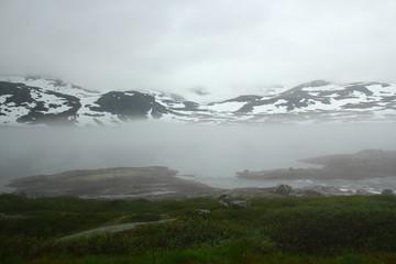 Hochebene beim Sognefjord