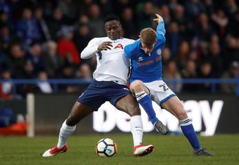 FA Cup Fifth Round - Rochdale vs Tottenham Hotspur