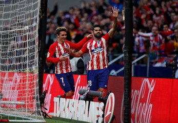 La Liga Santander - Atletico Madrid vs Athletic Bilbao