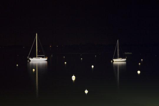 Une nuit à Arradon