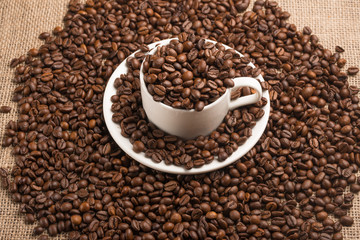 coffee and grains