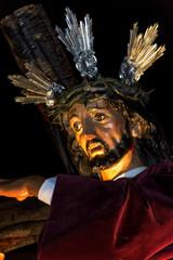 Cara de Jesus del Gran Poder de Galapagar