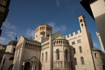 Trento Cathedral , Italy