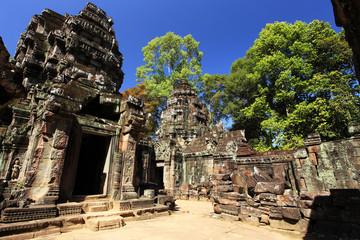 Ta Som Temple, Temples of Angkor, Cambodia