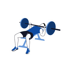 Fitness exercises for chest