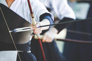 弓道イメージ 日本 和風