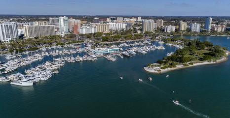 Marina Jack in Sarasota, Florida