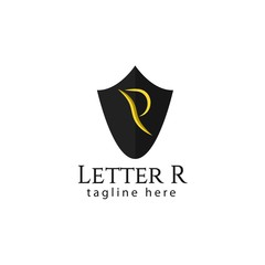 Letter R Logo Vector Template Design