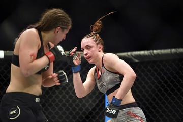 MMA: UFC Fight Night-Austin Moras vs Pudilova