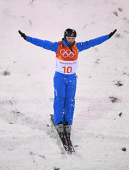Olympics: Freestyle Skiing-Mens Aerials Final