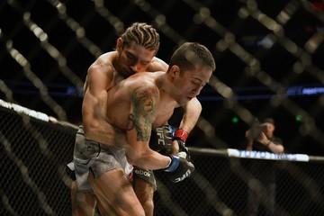 MMA: UFC Fight Night-Austin Sanchez vs Sanchez