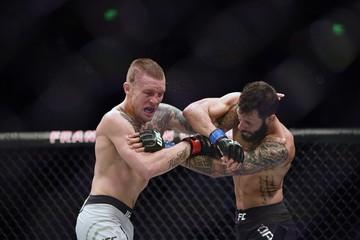 MMA: UFC Fight Night-Austin Peterson vs Davis